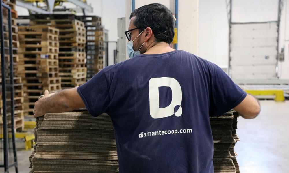 Diamante Coop. - Servizi di Facchinaggio Industriale