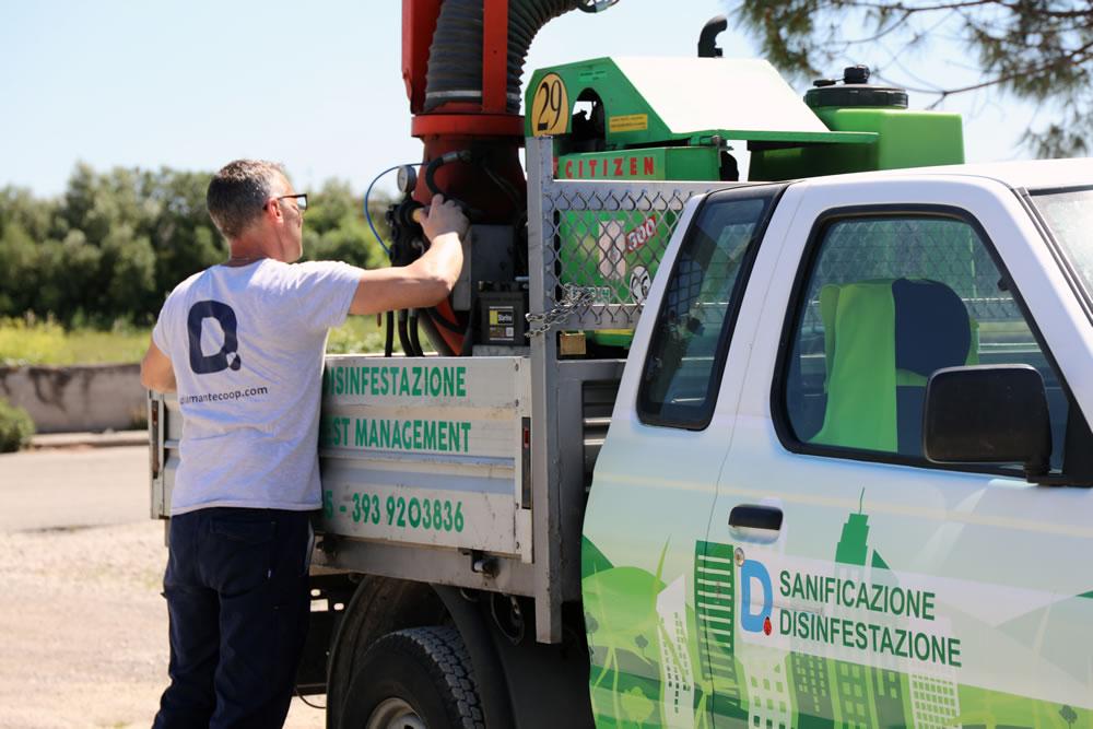 Diamante Coop. - Servizi di Pest Management